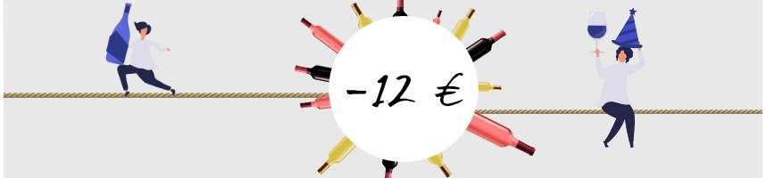 Vins à moins de 12 euros - Vin pas chère - Vins Duvernay
