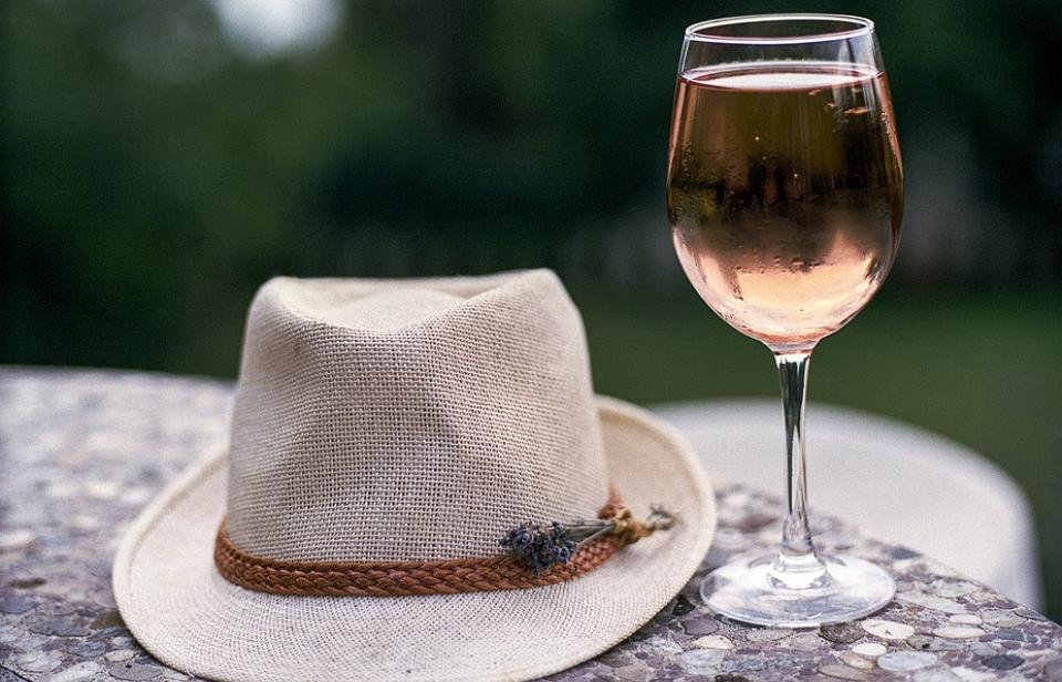 Tout savoir sur le vin rosé